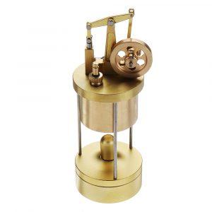 Microcosm M88 Full Metal Ny MINI BEAM Steam Engine Model