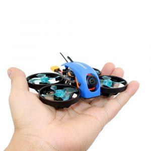 SPC Tillverkare Mini Whale HD 78mm Mikro F4 Cinewhoop FPV Racing  Drone PNP BNF w / 25 / 100mW VTX Runcam Dela Mini 2