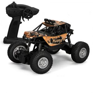 1/20 2.4G 2WD Alloy Body RC Bil Crawler Off-road Vehicle