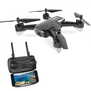 FQ777 FQ40 WIFI FPV Med 2MP / 0.3MP Kamerahöjd Holdläge RC Drone Quadcopter RTF
