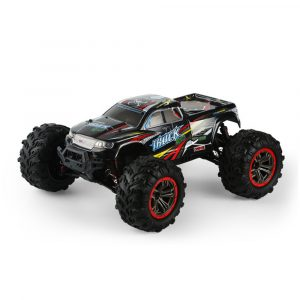 Xinlehong 2.4G 1/10 4WD Off Road RTR Crawler Monster Truck Med RC Car 2 BATTERI