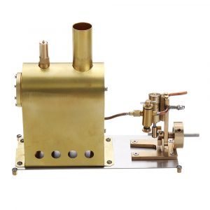 Mikrokosm M1B Steam Boiler Single Cylinder Steam Engine Stirling Engine