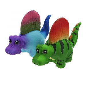 Coolant Squishy Baby Dinosaur Jurassic Dimorphodon 15cm långsammare Toy Kid Kid Gift
