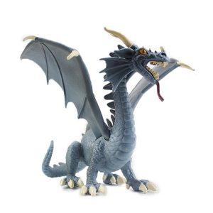17.5cm Jurassic Dinosaur Park Tyrannosaurus Rex Dinosaur Modell Toy Dragon Blue Dragon Toys