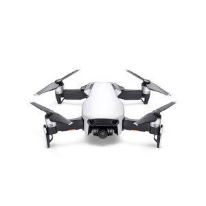 DJI Mavic Air Drönare 4KM FPV M / 3-axlar Gimbal 4K-kamera 32MP Sphere Panoramas RC Fällbar Drönare Quadcopter Flame Röd Fly More Combo