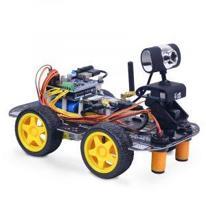 Xiao R DIY Smart Robot Wi-Fi-videokontrollsats med WiFi-modul 2DB antennkamera