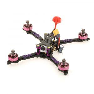 Airbot TD215 215mm RC FPV Racing Drone PNP OMNIBUS F4 V6 TYPHOON 32 V2 35A ESC 600TVL Turbo EOS2 CAM