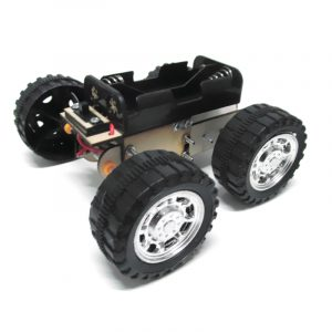 2 In 1 DIY Educational Electric Fjärrkontroll Bil Quadruped Crawler Robot Scientific Invention Toy