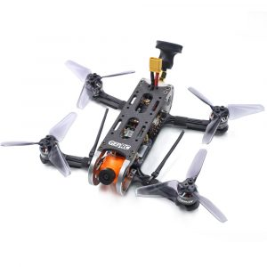 Geprc GEP-CX Cygnet 145mm 3 tums RC FPV Racing Drone Stabil F4 20A 48CH RunCam Split Mini 2 1080P HD