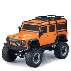 Double Eagle E328-001 1/8 2.4G 4WD Rc Car Rock Crawler Klättra Vehicle w / LED Light RTR Modell