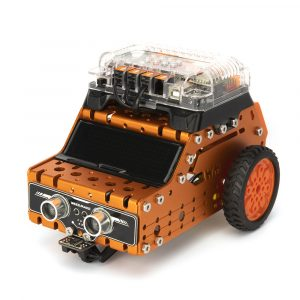 WeeeMake WeeeBot 3 i 1 Smart RC Robot Car STEAM Infraröd Obstacle Undvik Programmerbar APP Bluetooth Control Educational Kit