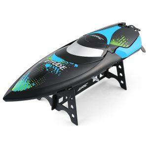 JJRC S3 Latitude 2.4GHz 2CH 25KM / h Höghastighets Mini Racing RC Båt RTR