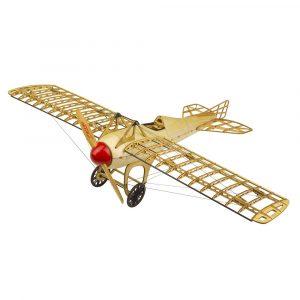 Dancing Wings Hobby Deperdussin Monocoque 500mm Balsa Wood 1:13 Delmontering Statisk flygplansmodell