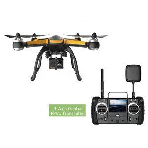 Hubsan X4 Pro H109S 5,8 G FPV med 1080p HD-kamera GPS RC Quadcopter