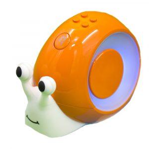 Robobloq Qobo Smart Snail RC Robotleksaker för STEAM Programmerbar Utbildning