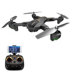 VISUO XS812 GPS 5G WiFi FPV med 2MP / 5MP HD-kamera 15mins Flight Time Foldbar RC Drone Quadcopter RTF