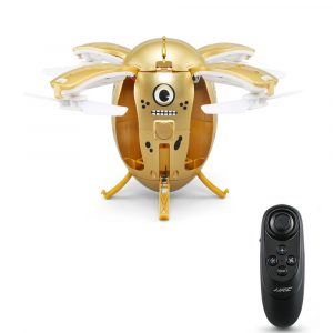 JJRC H65 GG Mini 5.5cm 2.4G Gravity Sensor Höjdhållningsläge RC Foldbar Drone Quadcopter RTF