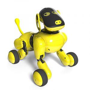 Valp Gå AI Smart Valp Robot Hund APP Control Voice Interaction Leksaker