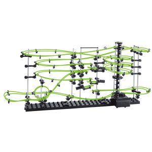Rymden Järnvägsnivå 3 233-3G 13500 mm glödlampor i Det Mörka  lysrörsbelyset modellpaketet Leksaker
