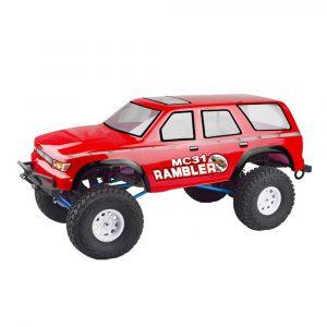 Radiostyrd RC Bil, 4WD