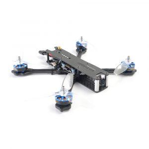 Diatone 2018 GT-Tyrants 530 4S FPV Racing Drone PNP F4 8K OSD TBS 800mW VTX 50A 3-6S ESC