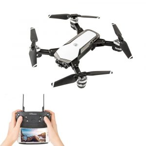 JDRC JD-20S JD20S PRO WiFi FPV med 5MP 1080P HD-kamera 18mins Flight Time Foldbar RC Drone Quadcopter RTF