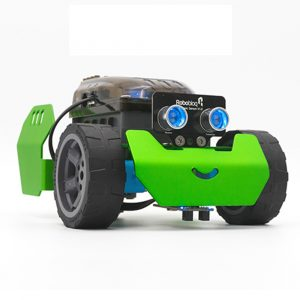 Robobloq Q-Scout DIY Smart RC Robot Car Programmerbar Tracking APP Control Robot Car Kit