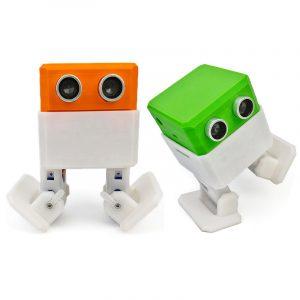 OTTO Arduino Nano RC Robot Open Source Maker Hindring Undvikning DIY Mänsklighet Playmate 3D Leksaker