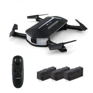 JJRC H37 Mini Baby Elfie 720P WIFI FPV Höjdhåll Flyga Mer Combo RC Drone Quadcopter RTF