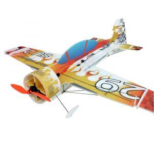 Bayer Modell SU29 800mm Wingspan EPP 3D Aerobatic RC Flygplan KIT Med Landing Gear