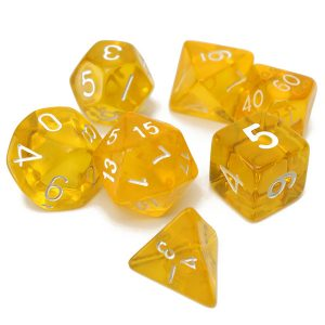 7-tärningssidigt D4 D6 D8 D10 D12 D20 MTG RPG Poly Game Set