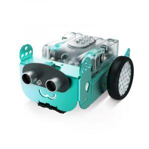 Robo3 Mio STEAM Robot Bluetooth Fjärrkontroll Mbot APP Scratch Programmering Arduino Board