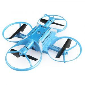 JJRC H60 Wifi FPV med 720P Camera APP med skönhetsbanor Funktion Fällbar RC Quadcopter