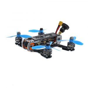 Geprc Cygnet3 Pro 145mm FPV Racing Drone PNP BNF w / Stabil F4 1507 Motor Runcam Split Mini 2 1080P kamera