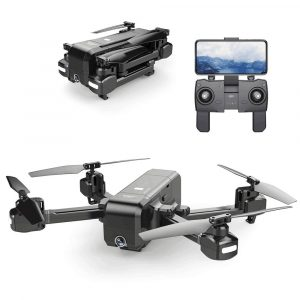 SJRC Z5 5G Wifi FPV Med 1080P Kamera Dubbel GPS Dynamisk Följ RC Drone Quadcopter