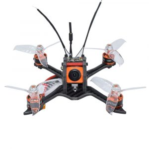 AuroraRC VIGOUR3 HD 130mm RC FPV Racing Drone PNP BNF F4 BLHeli_S 28A 4in1 48CH Runcam Split Mini 2