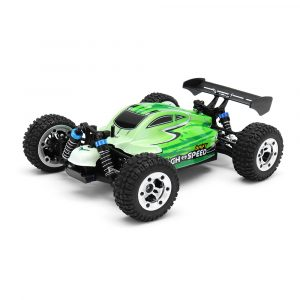 MZ GS1004 1/18 2.4G 4WD 390 Borstad Rc Bil 55km / h Hastighet Drift Buggy Terrängbil RTR Toy