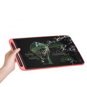 A2 8,5 tums LCD Skrivande Tablet Ritning Anteckningsblock Elektronisk Handskrivning Office Pad Vattentät Skärmslås Nyckel Ett-klick Eraser Leksaker
