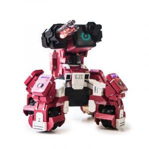 GJS Geio Smart Battle Armored AI Robot App Control Vision Recognition Leksaker