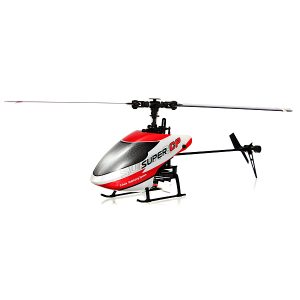 Walkera Super CP 6CH 3D Flybarless 3-Axis-Gyro RC Helikopter BNF