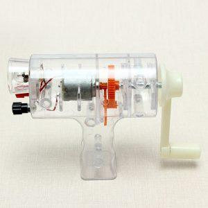 Hand Generator Experimentell Elektronisk Vetenskap & Discovery Leksaker