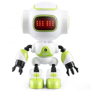 JJRC R9 RUBY Touch Control DIY Gesture Mini Smart Spridd legering Robot Toy