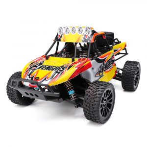 Radiostyrd RC Lastbil,4WD, 35km / h