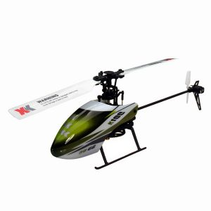 XK K100 Falcom 6CH Flybarless 3D6G System RC Helikopter BNF
