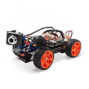 SunFounder PiCar-V Smart Robot Video Bil V2.0 Kit för Raspberry Pi 3/2 / B +