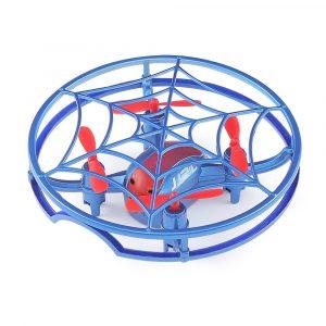 JJRC H64 Spiderman med G-Sensor Control Stolpropell Höjdhållningsläge RC Drone Quadcopter