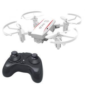 JX 1601 Mini 2.4G 4CH 6-Axis Altitude Hold Mode Fällbar Arm RC Drone Quadcopter RTF