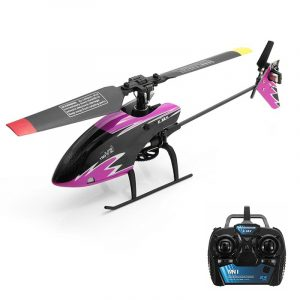 ESKY 150 V2 2.4G 5CH 6 Axel Gyro Flybarless RC Helikopter med CC3D
