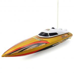Flytec HQ5010 1/18 27MHZ 40MHZ Infraröd Rc Båt Elektrisk Fartbåt Utan Batteri Toy