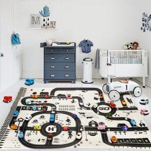 Barn Nordic Packing Scene Mat Game Pad / Klättring Pad Family Interactive Leksaker För Barn DIY Playing